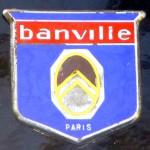 Citroen von Banville in Paris.